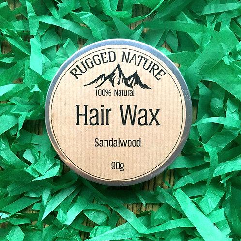 Sandalwood Hair Wax