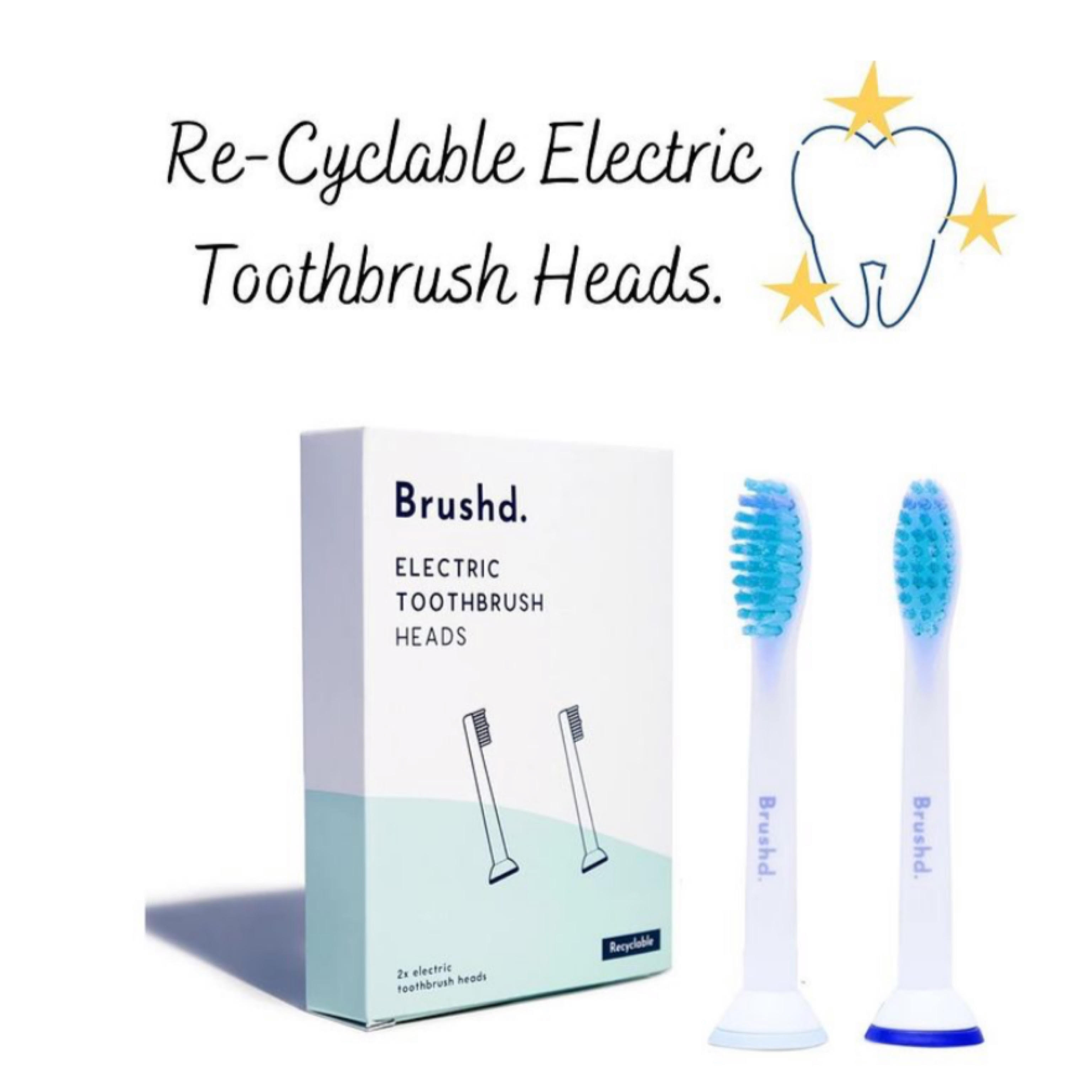 Recyclable Brush Heads