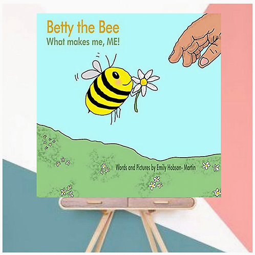 Betty The Bee What Makes Me, ME (Paperback)