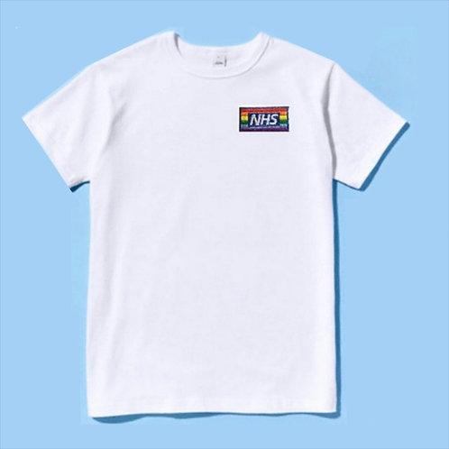 'Thank you NHS Heroes' Organic Cotton T-shirt (Unisex)