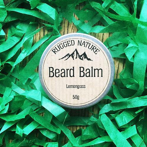 Lemongrass Beard Balm