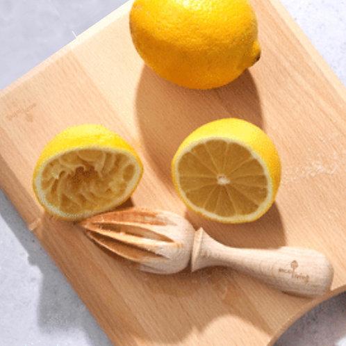 NEW* Sustainable Wooden Lemon Reamer