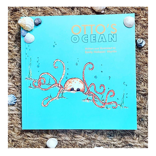 Otto's Ocean Children's Book (Paperback)