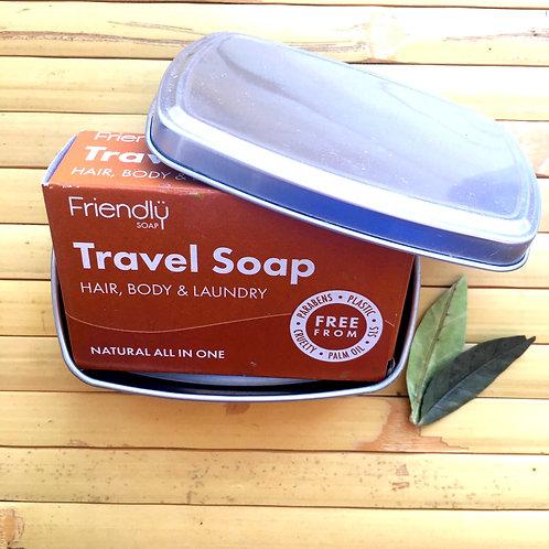 Friendly Travel Soap Bar