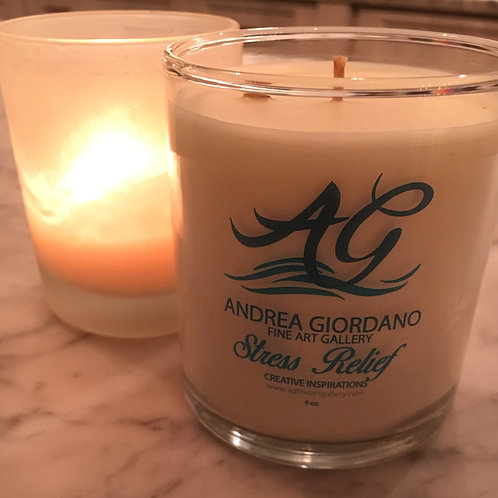 AGFineArt Gallery Candle (Clearance)