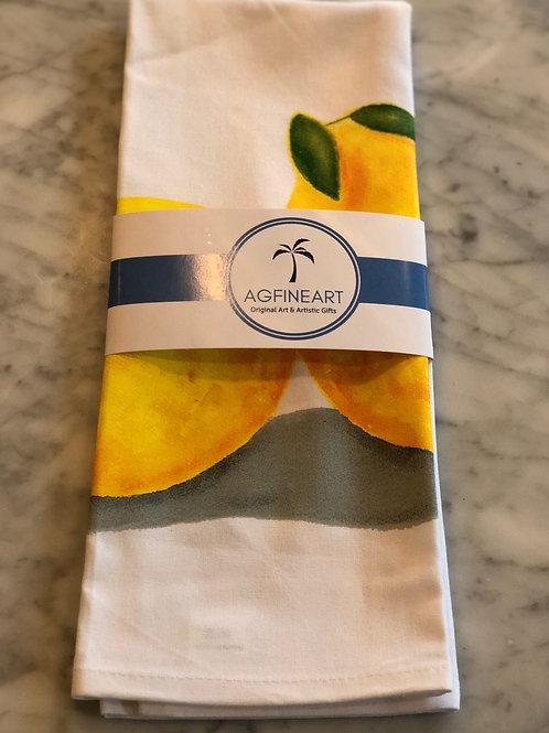 Woven Tea Towel