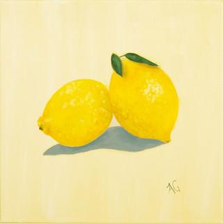 Lemons By Andrea Giordano