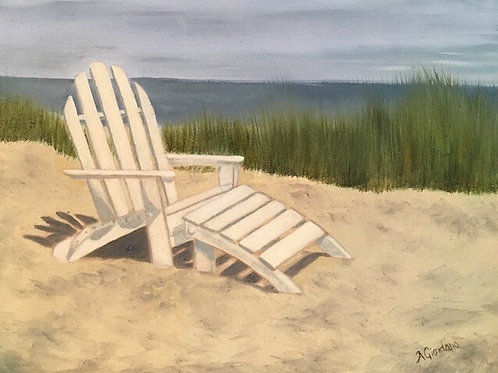 Sea Breeze Print Gallery Wrap