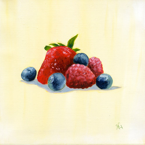 Berries Limited Edition Print