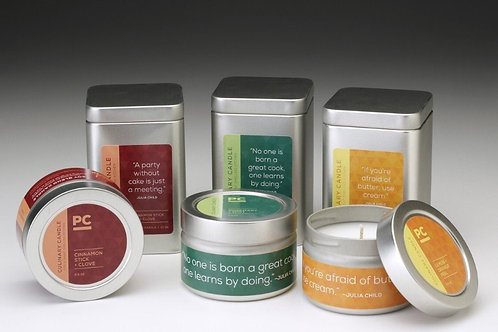 Culinary Canister Tins