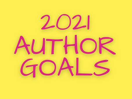 Author Goals - 2021