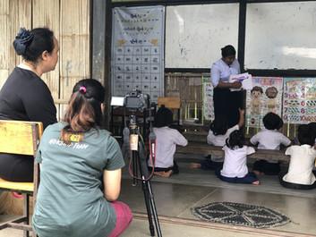 TeacherFOCUS video observation of migrant teacher