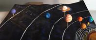 Solar system education tool
