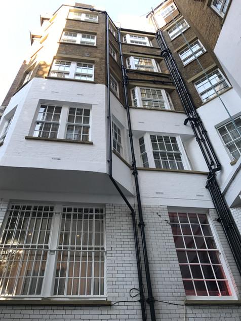 Davies Street Completed Lightwell 2.JPG