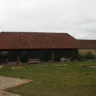 Broctons Farm Office Conversion