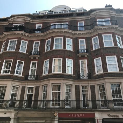 Davies Street Building Refurbishment