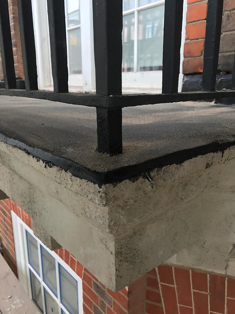 Davies Street Ironwork Restoration.JPG