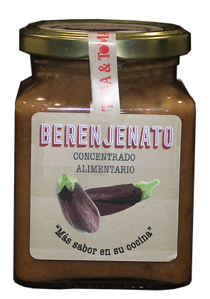 BERENJENATO | Food Seasoning