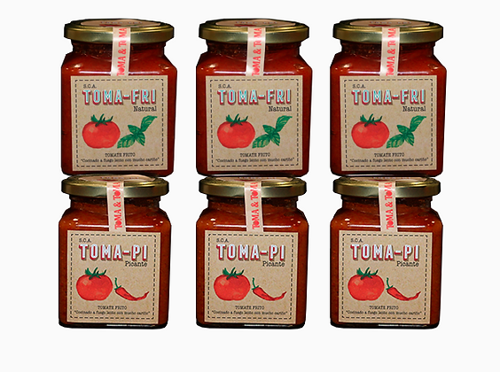 Pack Crema de Tomate Tradicional