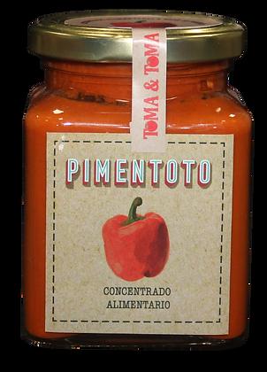 PIMENTOTO | Concentrado Alimentario
