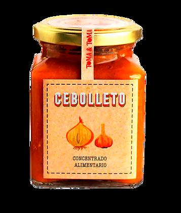CEBOLLETO | Concentrado Alimentario