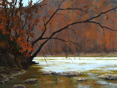 Autumn On Shenandoah