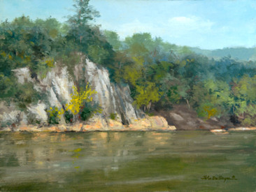 Potomac River Cliffs