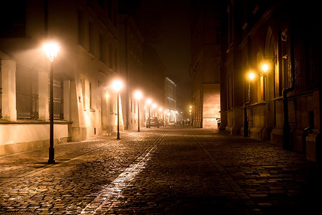Krakow Cobbled Road.jpg