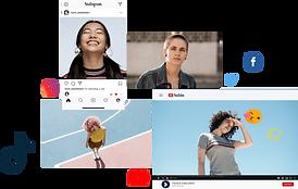 mobile, apps, trendy, media