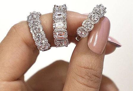 jewelry, rings, anillos
