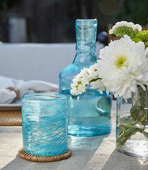 home, glass, decor