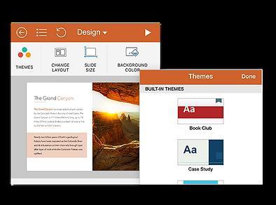 apps, suite, slides, productivity