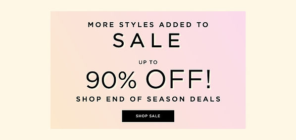 summer end sale, clothing