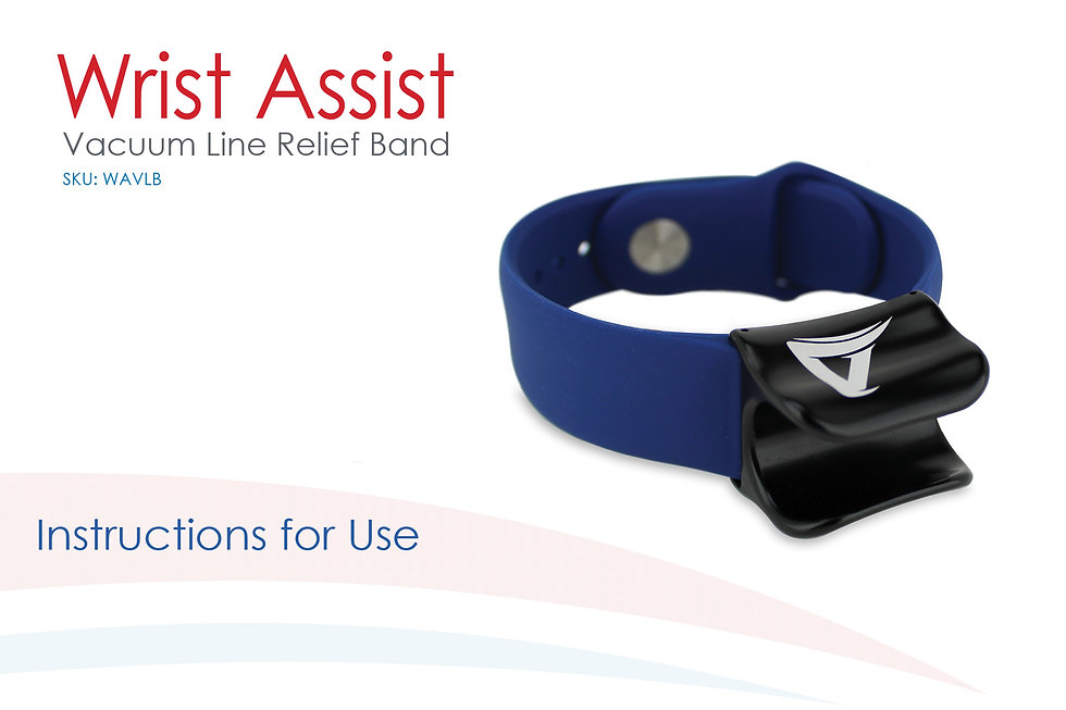 Wrist Assist Instructions for Use