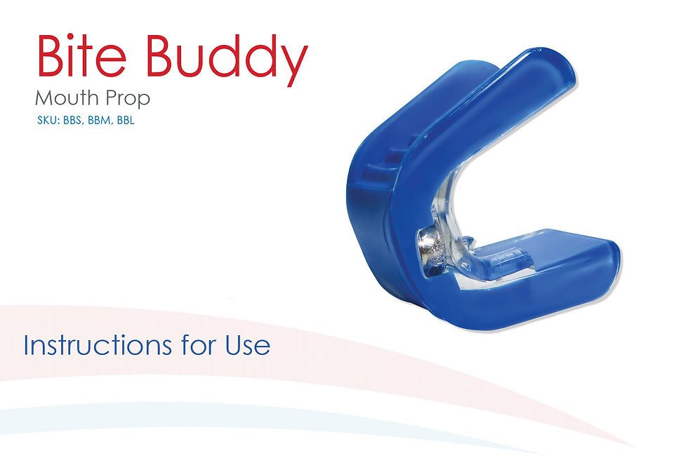 Bite Buddy Instructions for Use