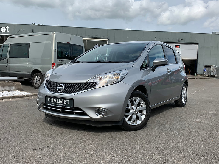 Nissan Note 1.2B Acenta + Fam. Pack - 92597Km--09/2014