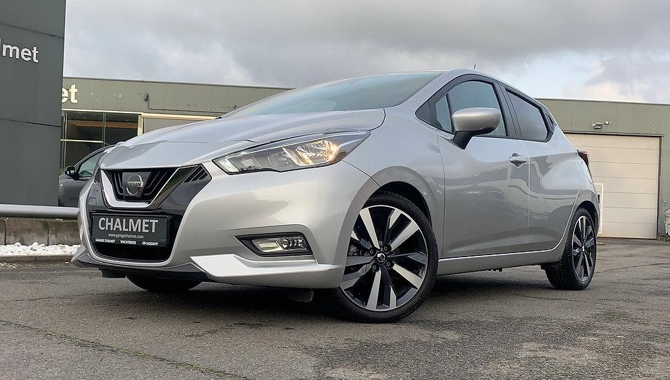 Nissan Micra 1.0DIG-T Tekna - 24.995KM--04/2019