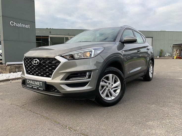 Hyundai Tucson 1.6B Pure + Navi - 07/2019--25.885KM