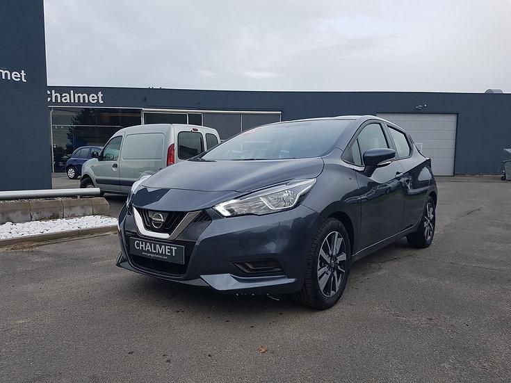 "Nissan Micra IG71 1.0 Acenta + 16"" Alu - 08/2018 -- 0KM"