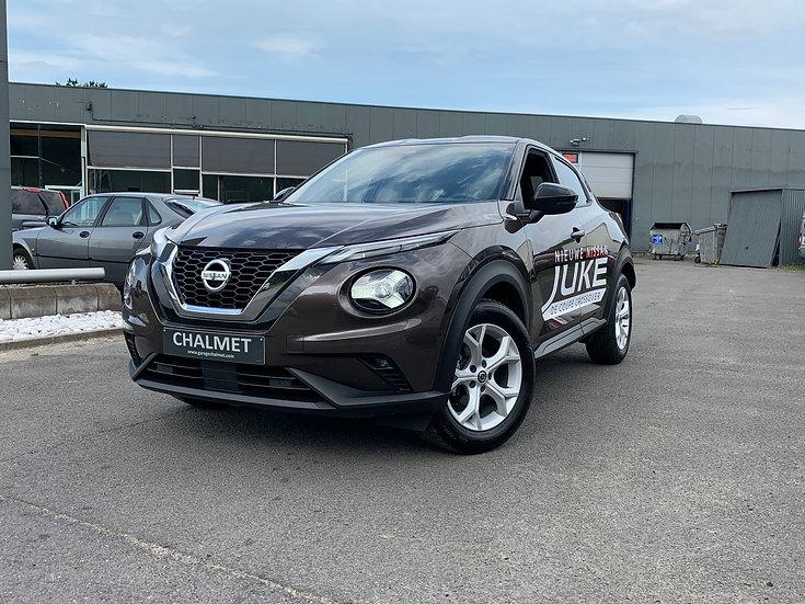Nissan Juke 1.0DIG-T N-Connecta + P&R - 8.458KM--06/2020