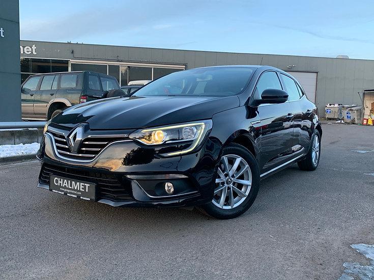 Renault Megane 1.3TCE Intens - 19.706Km--02/2018