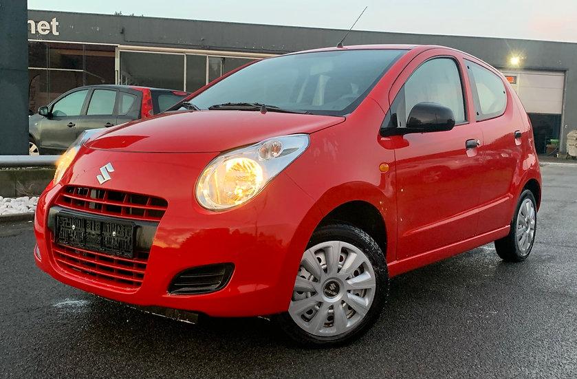 Suzuki Alto 1.0B Classic Deluxe - 37.902KM -- 06/2010