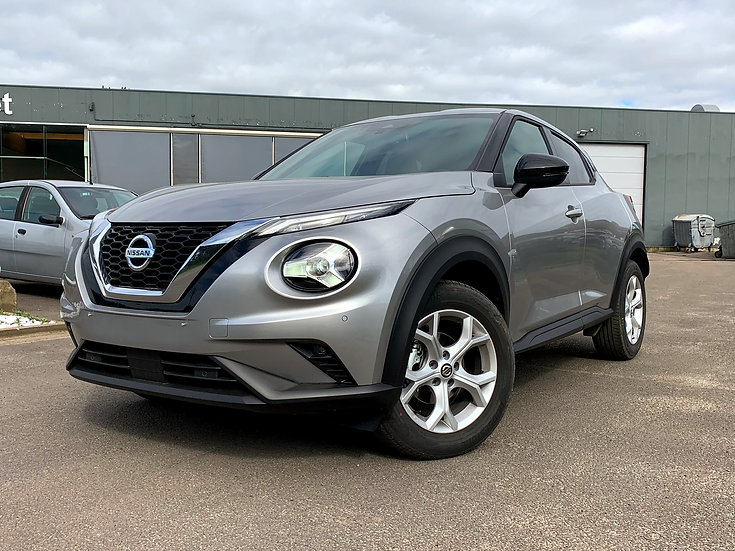 New Nissan Juke 1.0DIG-T DCT7 N-Connecta - 1432KM--01/2020