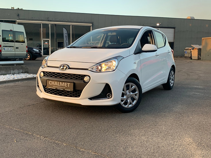 Hyundai i10 Premium Deluxe + Navi - 0KM--01/2020