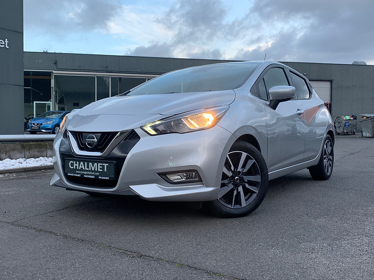Nissan Micra 0.9IG-T N-Connecta - 46.968KM -- 09/2018