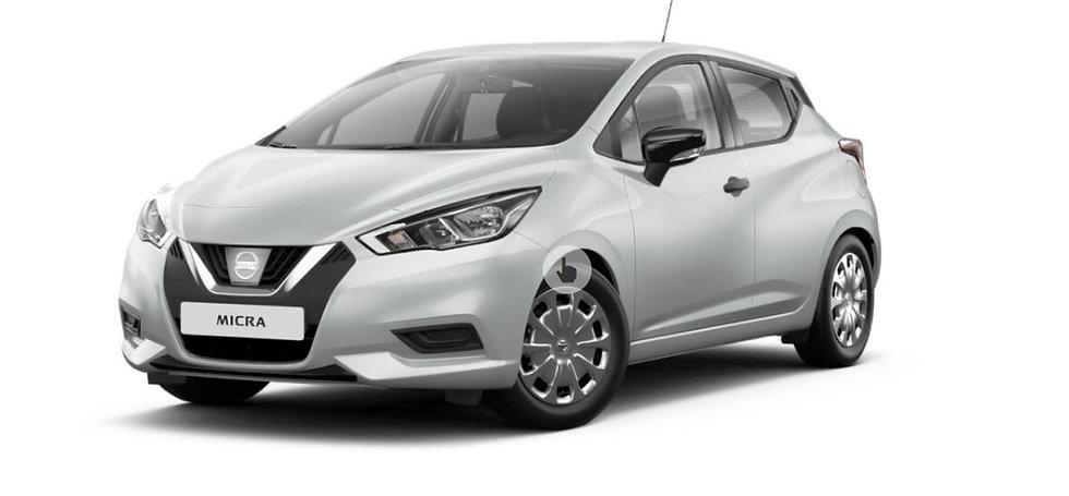 Nissan Micra 1.0IG 71 Visia Plus - 17.000KM -- 2017