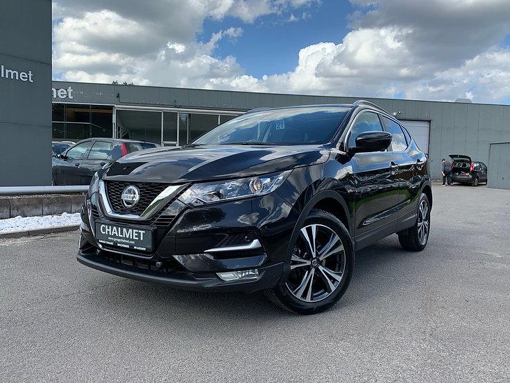 Nissan Qashqai 1.3 140 N-Connecta - 68.881KM--02/2019