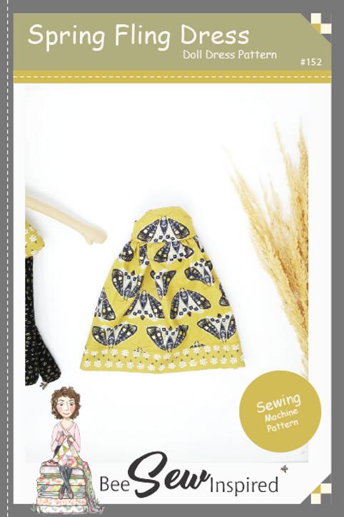 Spring Fling Dress - Sewing Pattern