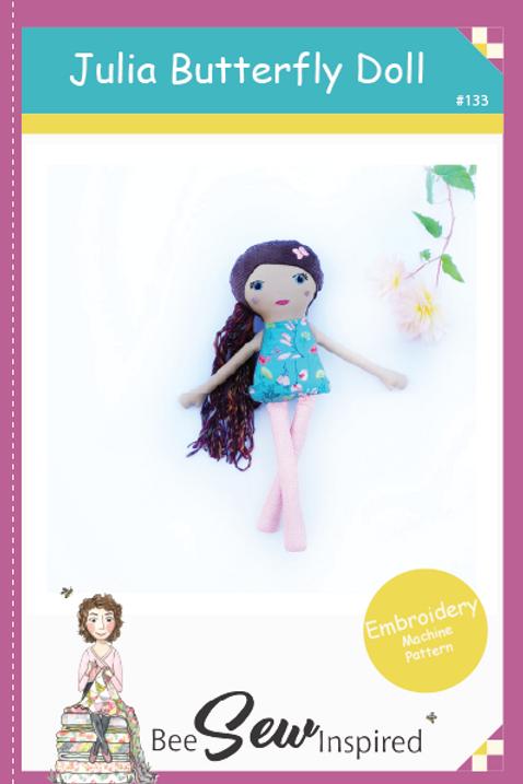 Julia Butterfly Doll