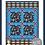 Thumbnail: Railway Crossing Mini Quilt